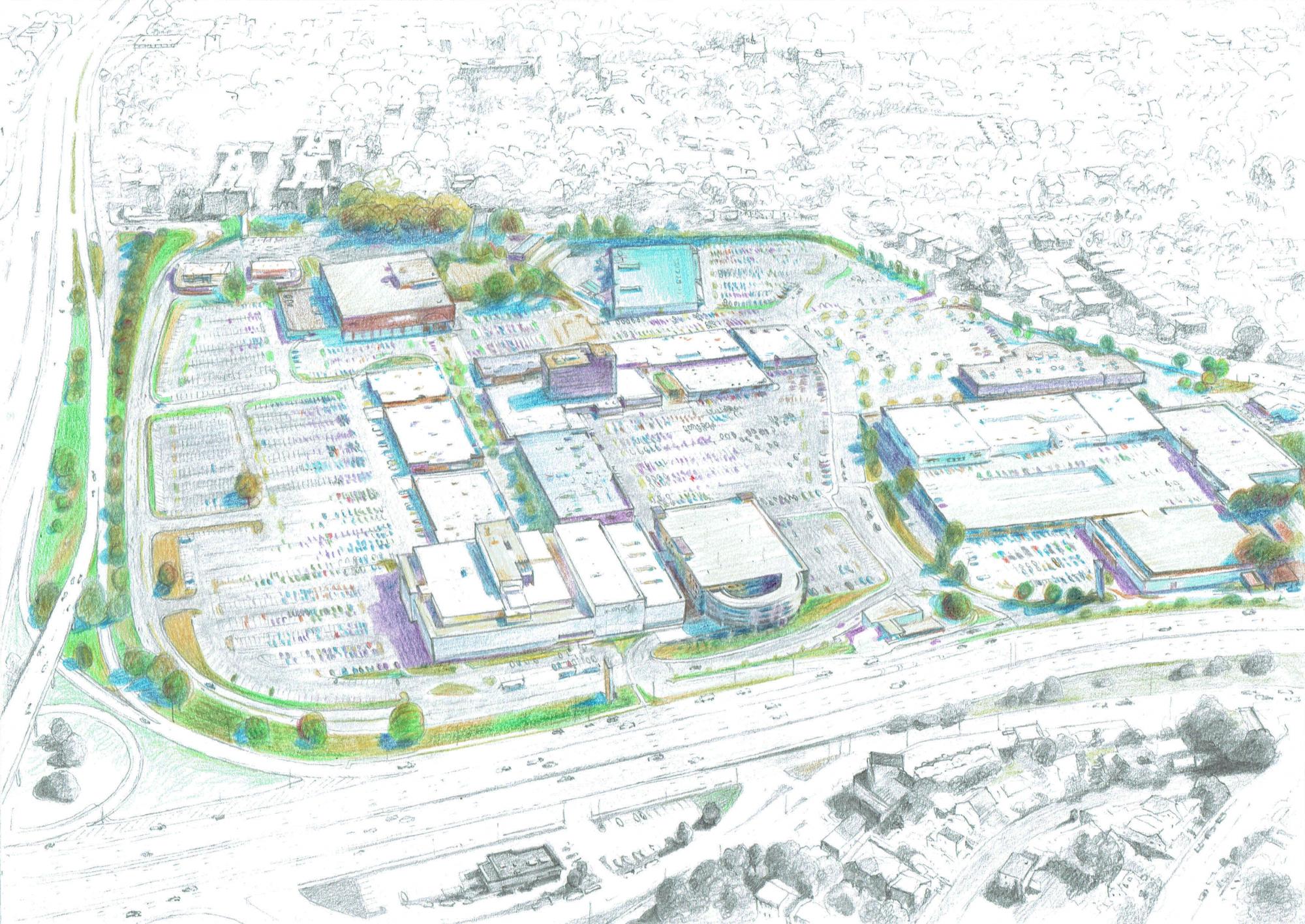 Cross County Mall Regeneration Project