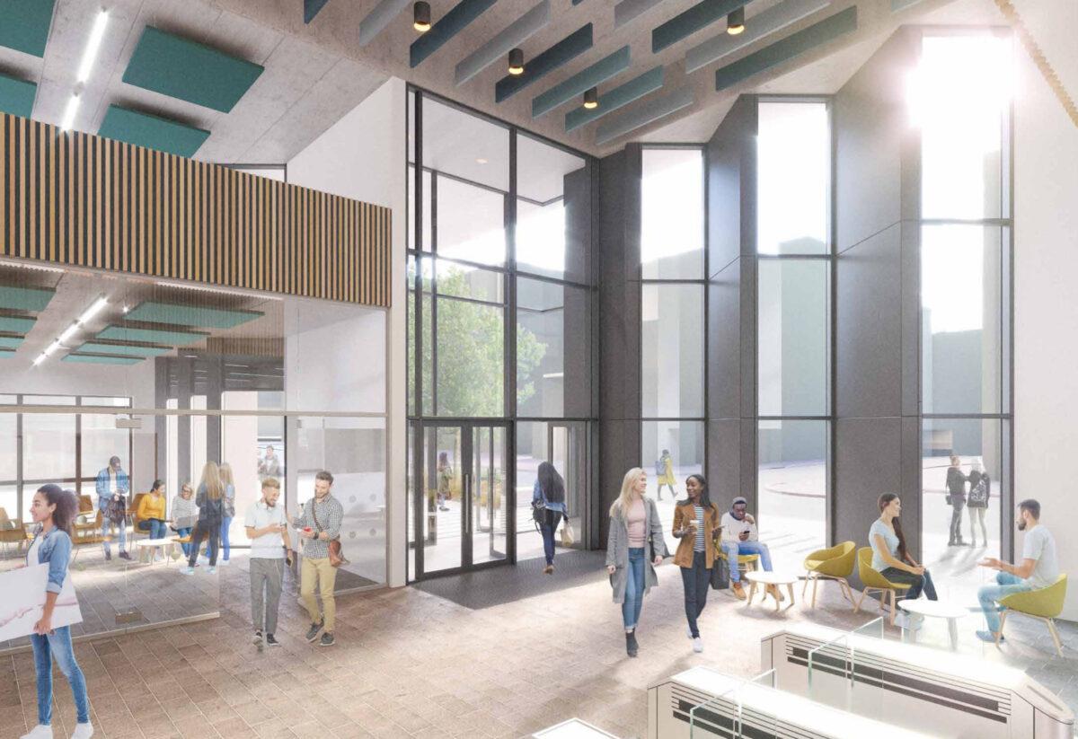 Lambeth College STEAM Centre